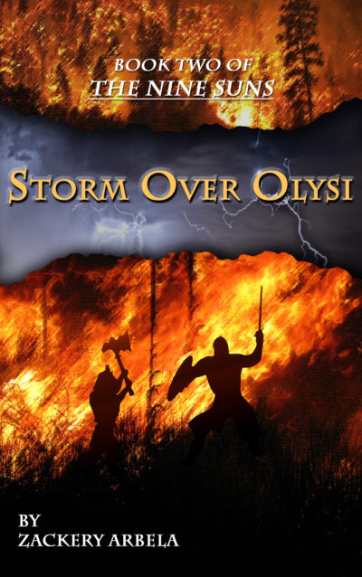 Storm Over Olysi